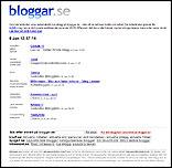 Bloggar.se - live
