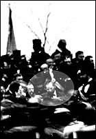 Lincoln vid Gettysburg