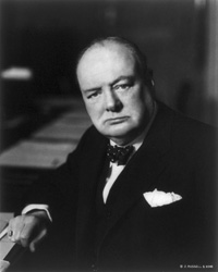 Winston Churchill