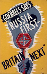 Russia first - Britain next