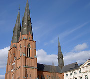 Uppsala domkyrka