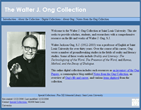 Walter J. Ong