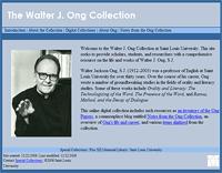Walter J. Ong