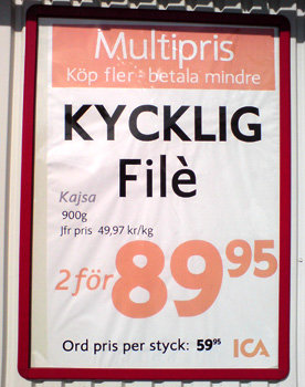 Kycklig